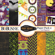 Fright Delight Paper Pack 2
