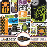 Fright Delight Element Pack 1