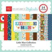Little Man Paper Pack 1