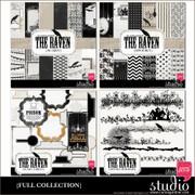 THE RAVEN Mega Collection
