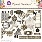 Engraver Chipboard