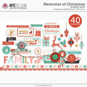Memories of Christmas | Element Pack