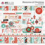 Memories of Christmas | Complete Kit