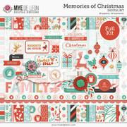Memories of Christmas   Complete Kit
