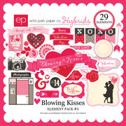 Blowing Kisses Element Pack 1