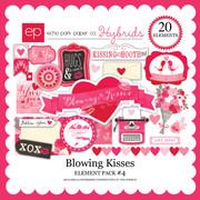 Blowing Kisses Element Pack 4
