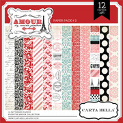 Amour Paper Pack 2