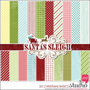 SANTA'S SLEIGH - Christmas Basics