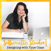 Silhouette Studio 1 - Designing with Type Class