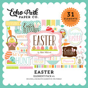 Easter Element Pack #1