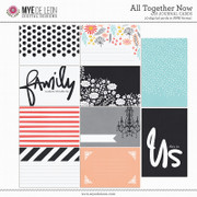 All Together Now | 4x6 Journal Cards