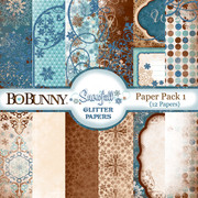 Snowfall Paper Pack 1