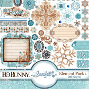 Snowfall Element Pack 1
