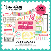 Petticoats Element Pack 1