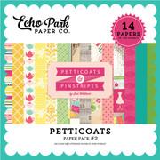 Petticoats Paper Pack 2