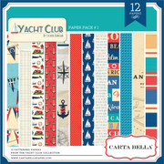Yacht Club Paper Pack #1