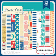 Yacht Club Paper Pack #2