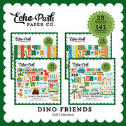 Dino Friends Full Collection
