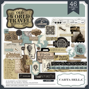 Old World Travel Element Pack #1