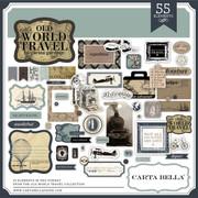 Old World Travel Element Pack #2
