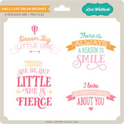 Smile Love Dream Brushes