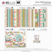 Let's Talk Spring | Digital Kit