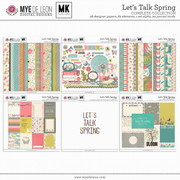 Let's Talk Spring   Complete Collection