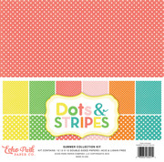 Dots and Stripes Summer Collection Kit