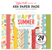 Happy Summer 6x6 Paper Pad