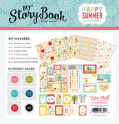 Happy Summer Pocket Page Kit