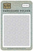 Old World Travel Embossing Folder - Compass