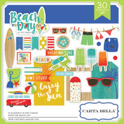 Beach Day Element Pack 1