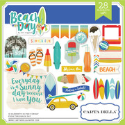 Beach Day Element Pack 2