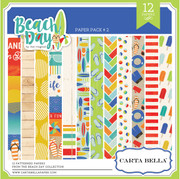 Beach Day Paper Pack 2