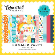 Summer Party Paper Pack 2