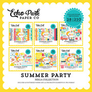 Summer Party Mega Collection