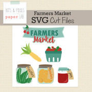 Farmers Market Cut Files