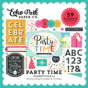 Party Time Element Pack 2