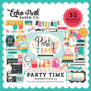 Party Time Element Pack 4