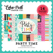 Party Time Paper Pack 1