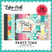 Party Time Paper Pack 2