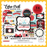 Magical Adventure Element Pack #4