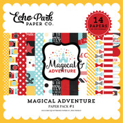 Magical Adventure Paper Pack #1
