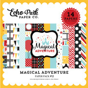 Magical Adventure Paper Pack #2