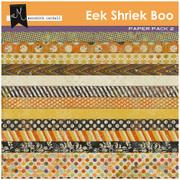 Eek Shriek Boo Paper Pack 2