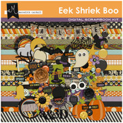 Eek Shriek Boo Kit