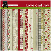 Love and Joy Paper Pack 2