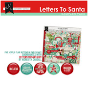 Letters to Santa Sampler