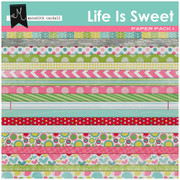 Life Is Sweet Paper Pack