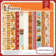 Autumn Paper Pack 2